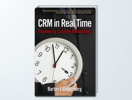 CRM in Real Time book
