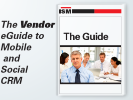 The Vendor eGuide to Mobile and Social CRM
