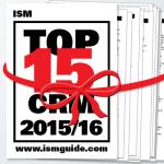 Top 15 CRM 2015 - 2016 award