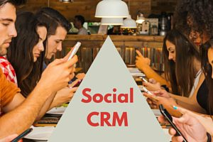 Human Factors in Social CRM Security