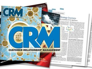 CRM Magazine – Make Your Customer Engagement a Closed Loop