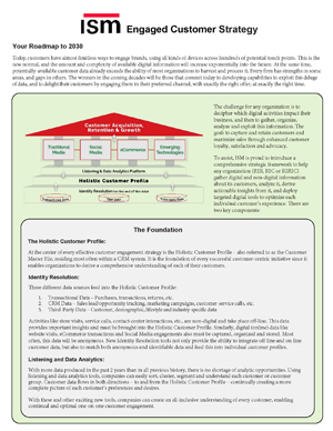 Engaged Customer Strategy Overview Thumbnail