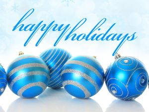 Happy Holidays From ISM!