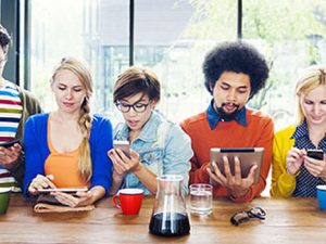 The Impact of Millennials on the Mobile Marketplace