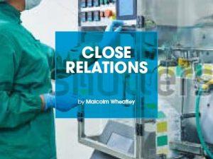 Close Relations – Servitization