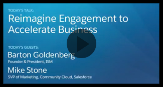 Reimagine Engagement to Accelerate Business video