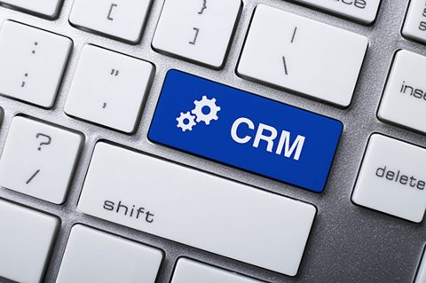 CRM button on keyboard