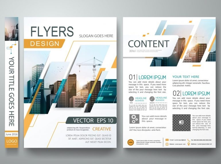 Marketing Campaign Templates and Custom Layout