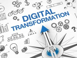 A Recommended Approach for a Digital Transformation Effort