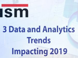 3 Data Analytics Trends Impacting 2019