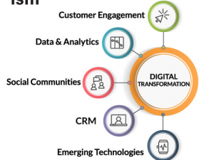 5 Components of Digital Transformation