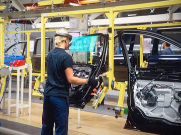 VR in Manufacturing